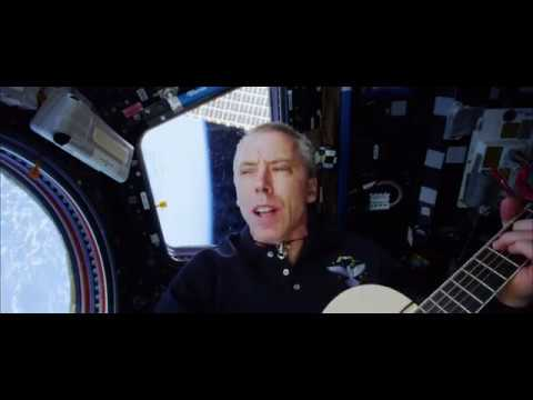 Drew Feustel Records Music Video from Space