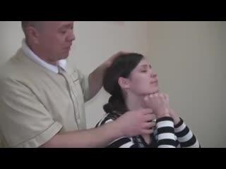 Эффективные упражнения при боли в шее от врача (лечение шейного остеохондроза)