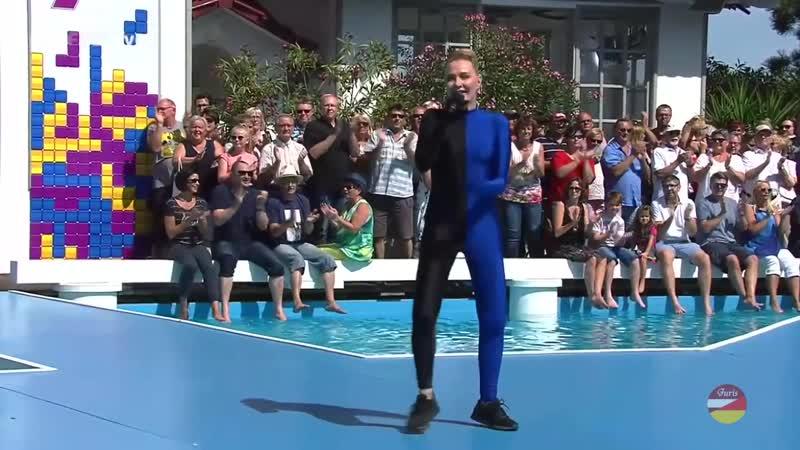 Whigfield «Saturday Night» (ZDF-Fernsehgarten 12.08.2018)