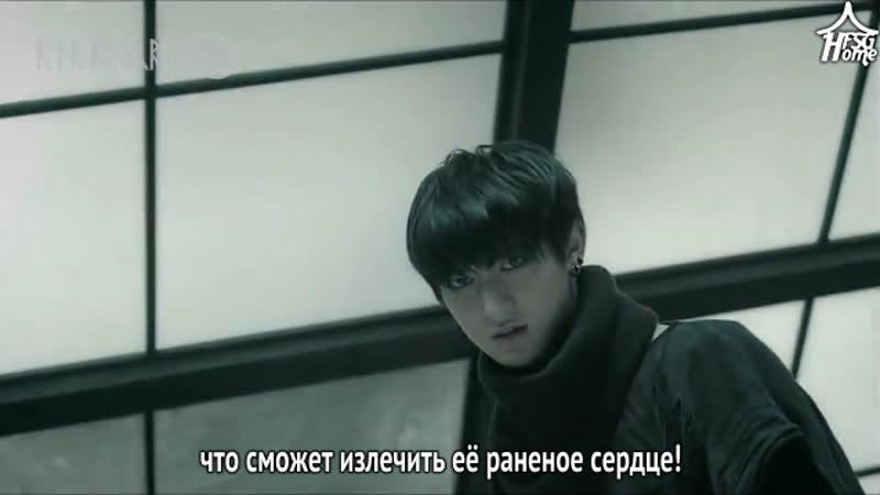 EXO-M — MACHINE [рус.саб]