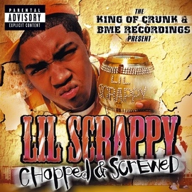 Lil Scrappy альбом Be Real - From King Of Crunk/Chopped & Screwed