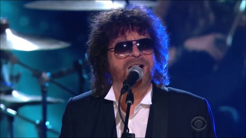 Jeff Lynne's ELO Performed Evil Woman Mr Blue Sky at 2015 Grammys Award ft Ed Sheeran 1080p 30fp