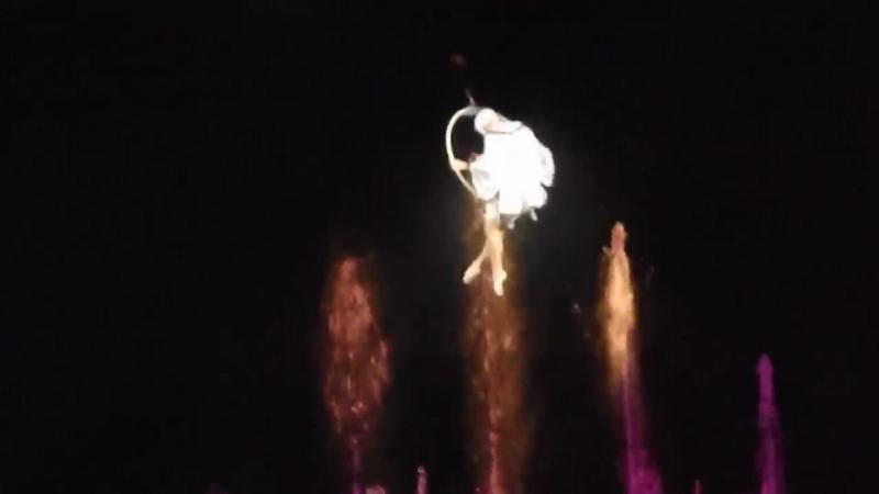 Цирк Танцующих Фонтанов Аквамарин Это супер 2014г 1