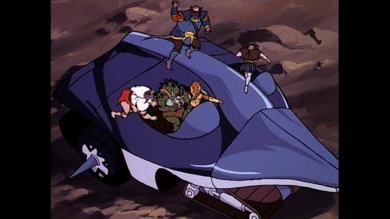 Thundercats 030 - La estrella rata - II parte