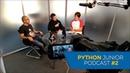 Python Junior подкаст. Выпуск 2   Про сообщества, резюме разработчика и рейтинги ЯП