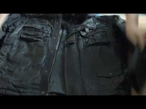 М23 (5). Мужские зимние куртки