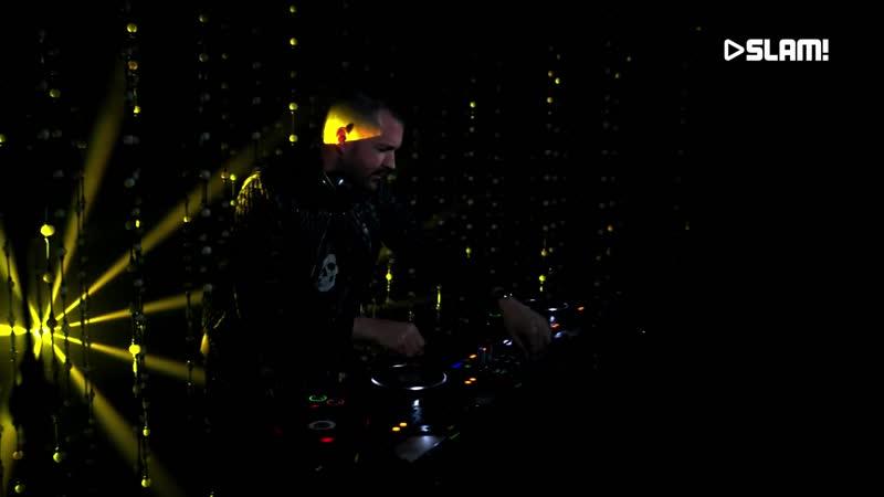 Brennan Heart - Live DJ-SET SLAM!FM ¦ MixMarathon XXL @ Amsterdam Dance Event ADE 2018