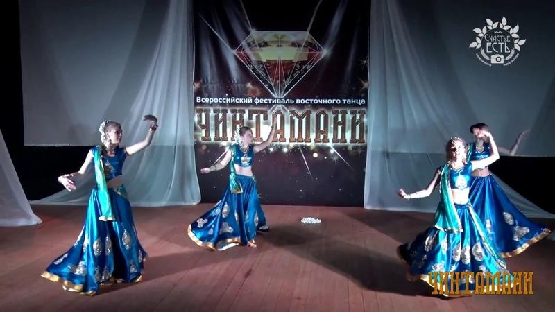 Ансамбль Нартаки 1-е выступление с Гала-концерта Чинтамани 2018 пгт. Симеиз
