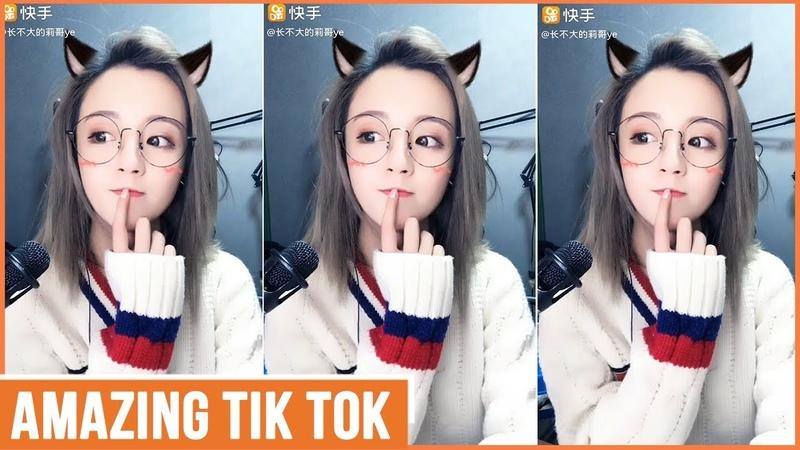 Tổng Hợp Gái Xinh Nhất Hệ Mặt Trời Trên Tik Tok Trung Quốc - Hot Girl Tik Tok - Most Beautiful Girl