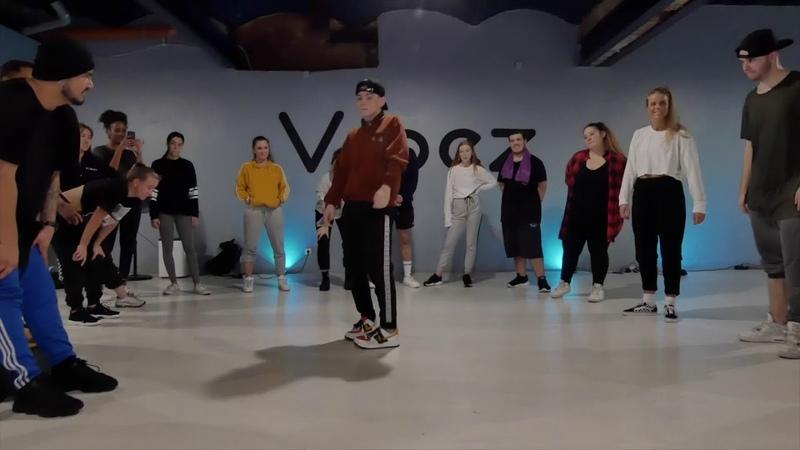 My Mercedes - JSWISS (Danny Shnayderman Choreography)