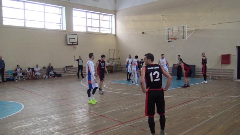Школа Баскетбола 5x5 (1) vs Олимпик