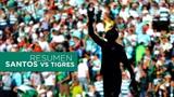 Mexico I Santos Laguna 3 - 1 Tigres UANL Jornada 5 Apertura 2018 Liga MX