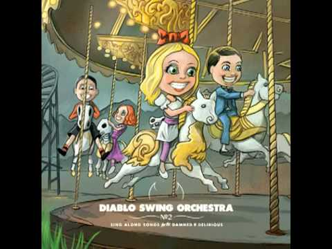 Diablo Swing Orchestra - Stratosphere Serenade LYRICS