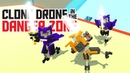 Clone Drone in the Danger Zone ► ПИНАЮ КАК ДЖЕКИ ЧАН ► 3