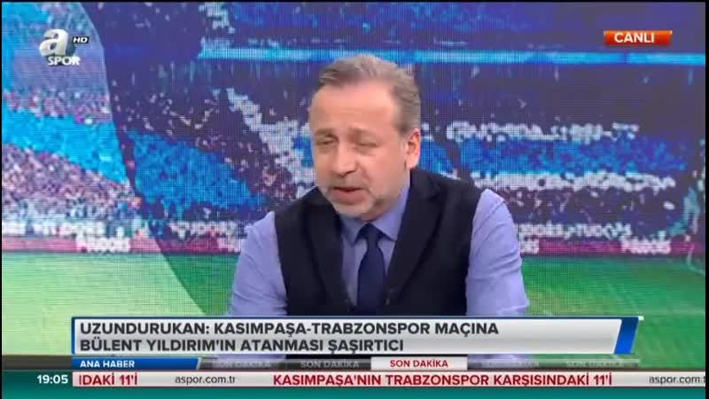 Kasımpaşa - Trabzonspor - Zeki Uzundurukan İlk 11 ve Maç Öncesi Son Durum