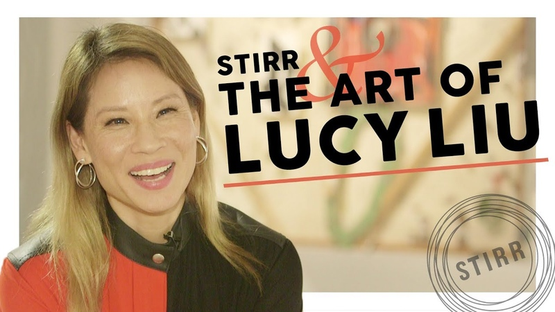 Stirr Interview The Art of Lucy Liu