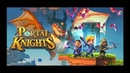 Portal Knights краткое описание игры в стиле майнкрафт и лего