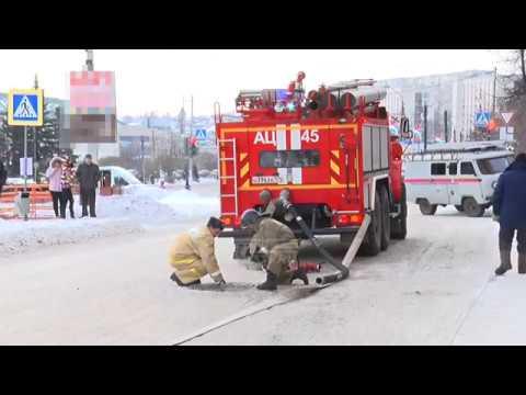 В Златоусте эвакуировали посетителей торгового комплекса