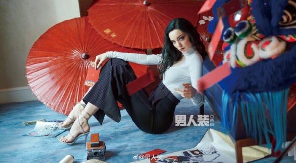 Эмма Дюмон FHM Китай, 2019