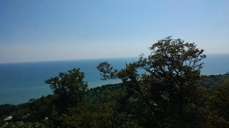 Абхазия, Новый Афон, Иверская гора