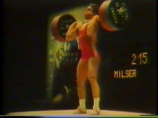 World champs 1981, Part 2