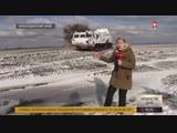 Кадры боевых стрельб новейшего арктического «Тора»