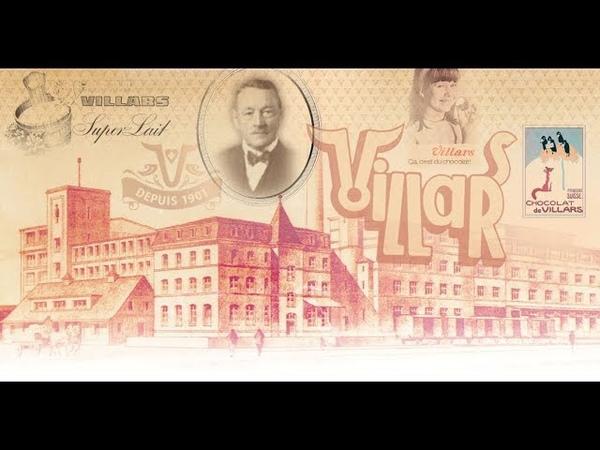 Швейцарская фабрика Villars. Производство настоящего швейцарского шоколада.