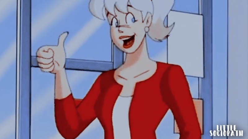Betty cooper that's my girl archie's weird mysteries