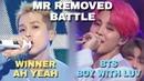 WINNER (AH YEAH) VS BTS (BOY WITH LUV)