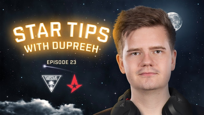 Turtle Beach Star Tips 23 dupreeh on Dust2 B-site