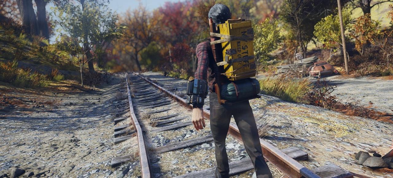 Дорожная карта Fallout76