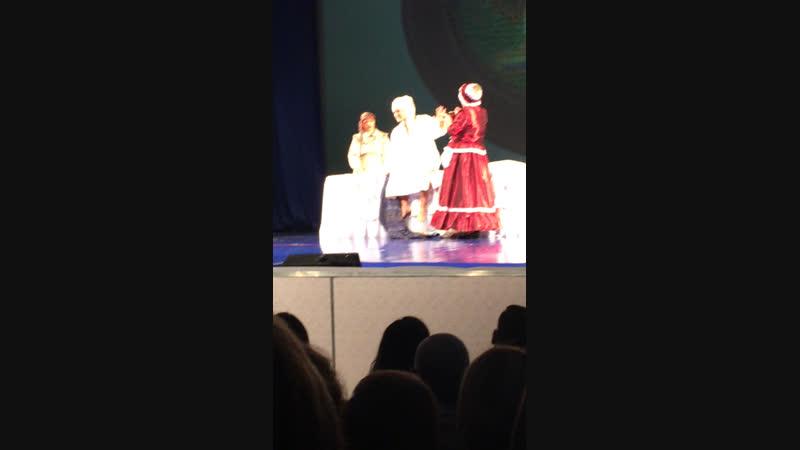 Спектакль «Свадьба Бальзаминова», ДК «ТольяттиАзот»