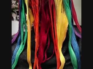 Когда не знаешь в какой цвет...