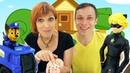 Приключения в Кафе на дереве Сборник видео для детей