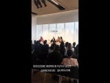 7 сентября 2018 Эмбер Хёрд и Энди Макдауэлл на Worth It Show
