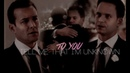 Mike x Harvey | Say that you don't want me | Marvey | Suits