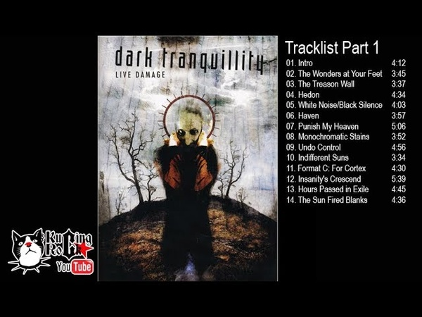 Dark Tranquility Live Damage 2002 Part 1
