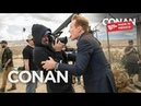 Behind The Scenes Of The ConanMexico Cold Open CONAN on TBS