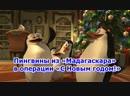 Пингвины из «Мадагаскара» в операции «С Новым годом!»