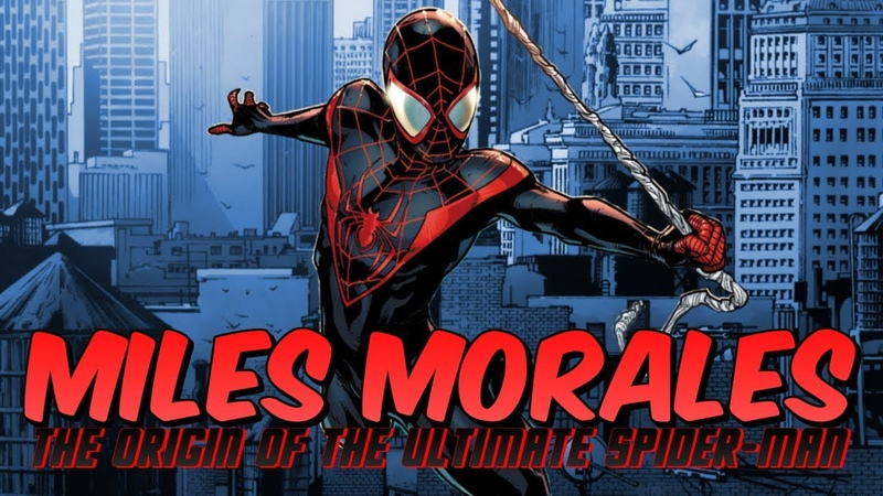 The Death of Spider-Man The Origin of Miles Morales | The Ultimate Spider-Man