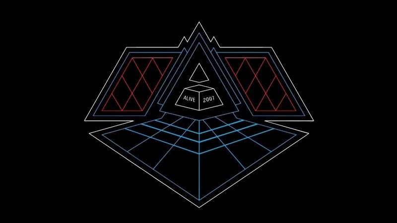 Daft Punk - Alive 2007 (Live - Full concert) [HD Audio]