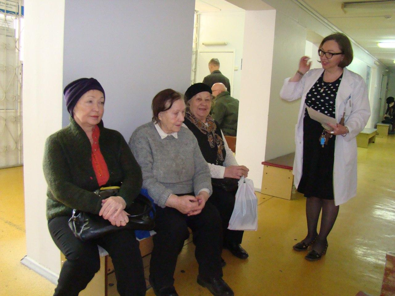Бесплатный онкологический скрининг проведут в поликлинике рядом с Савеловским