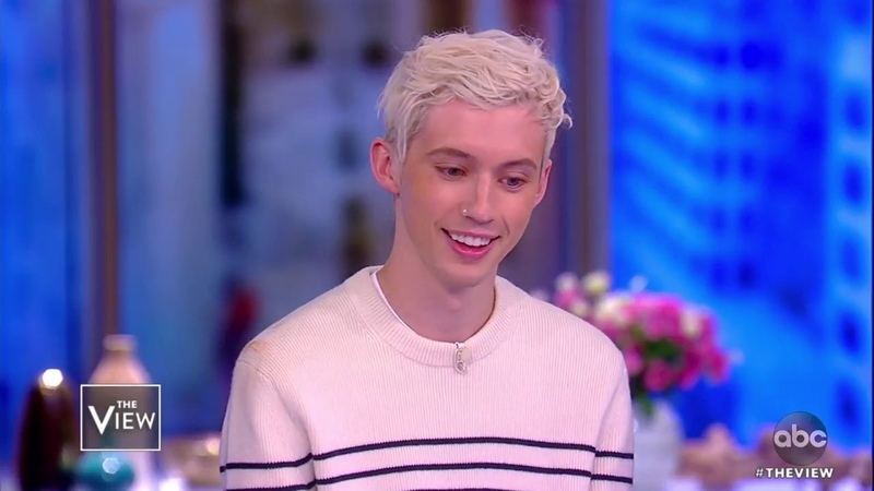 Troye Sivan on his new movie 'Boy Erased' and its message for parents The View