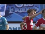 «Зенит» — «Спартак» 2:3, Российская Премьер-Лига, сезон 2011/12