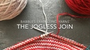 The Jogless Join - How to Alternate Skeins without a Seam