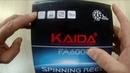 Kaida FA6000 Обзор катушки от интернет магазина