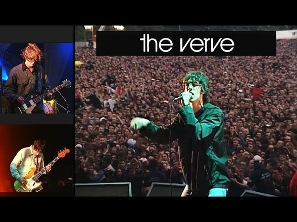 The Verve Live From Haigh Hall Wigan @ 24 05 1998 Part 1