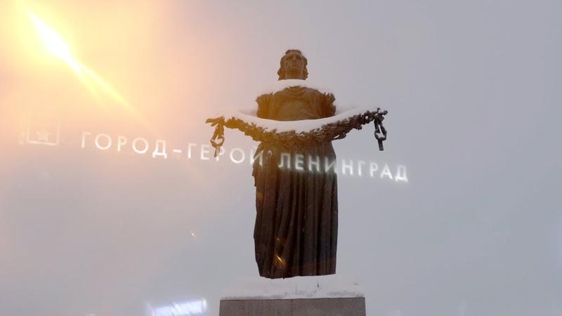 Блокада Ленинграда глазами очевидцев ...