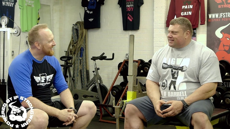 The Strongest Man of all time answers the questions you've been waiting to ask!