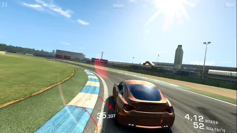 Real Racing 3 🥇Место.
